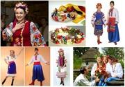 Украинские вышиванки под заказ